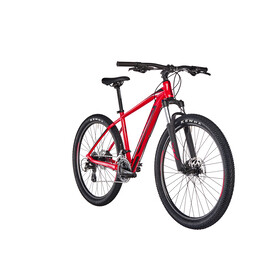 "ORBEA MX 50 MTB Hardtail 27,5"" red/black"